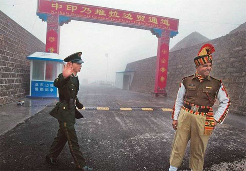 India not to lower guard along border with China