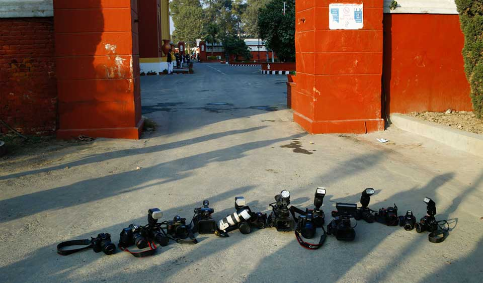 Prez Office shuts doors for private media photo journalists