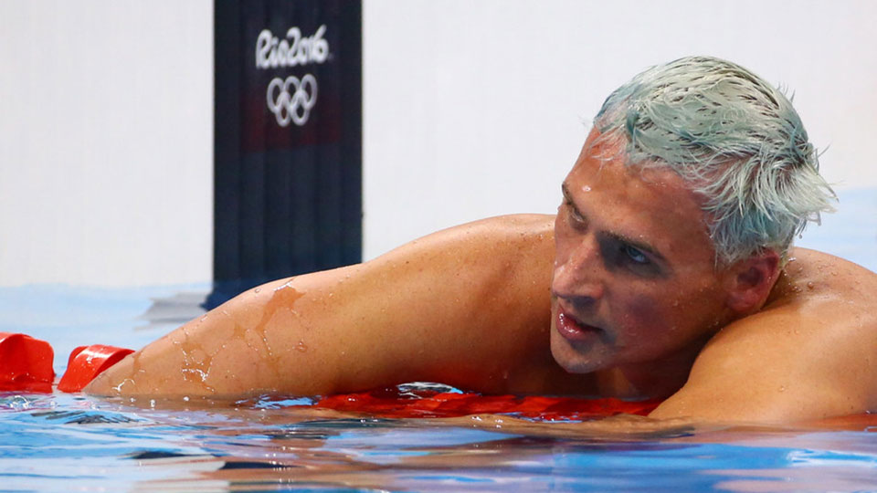 US swimmer Lochte banned for 14 months for doping violation