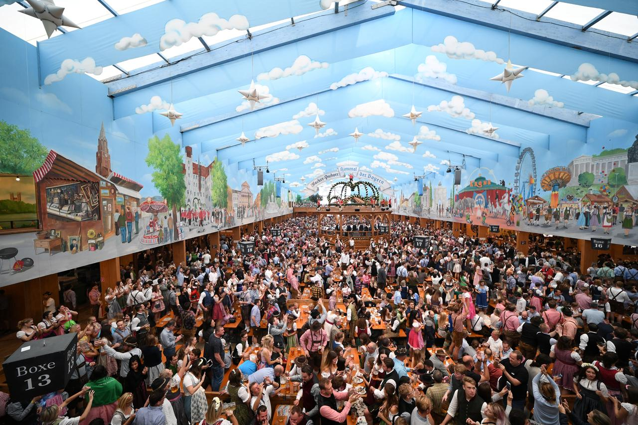 Germany's Oktoberfest unlikely to take place this year