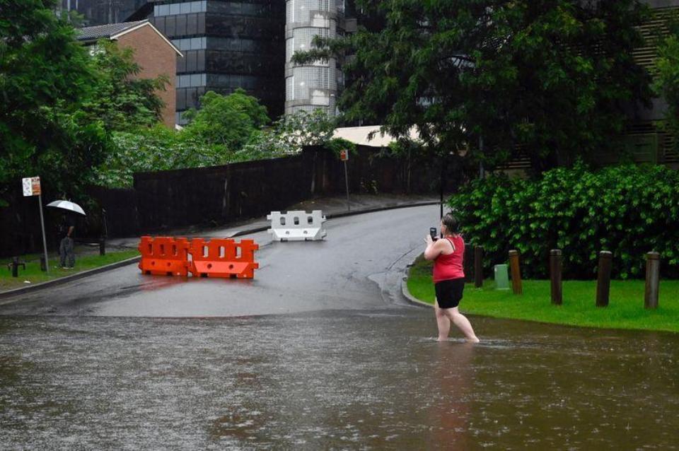 Heavy rains in Australia's east bring worst floods in 50 years
