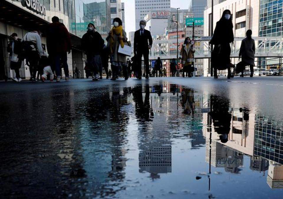 Japan households amass record financial assets as COVID-19 crimps spending