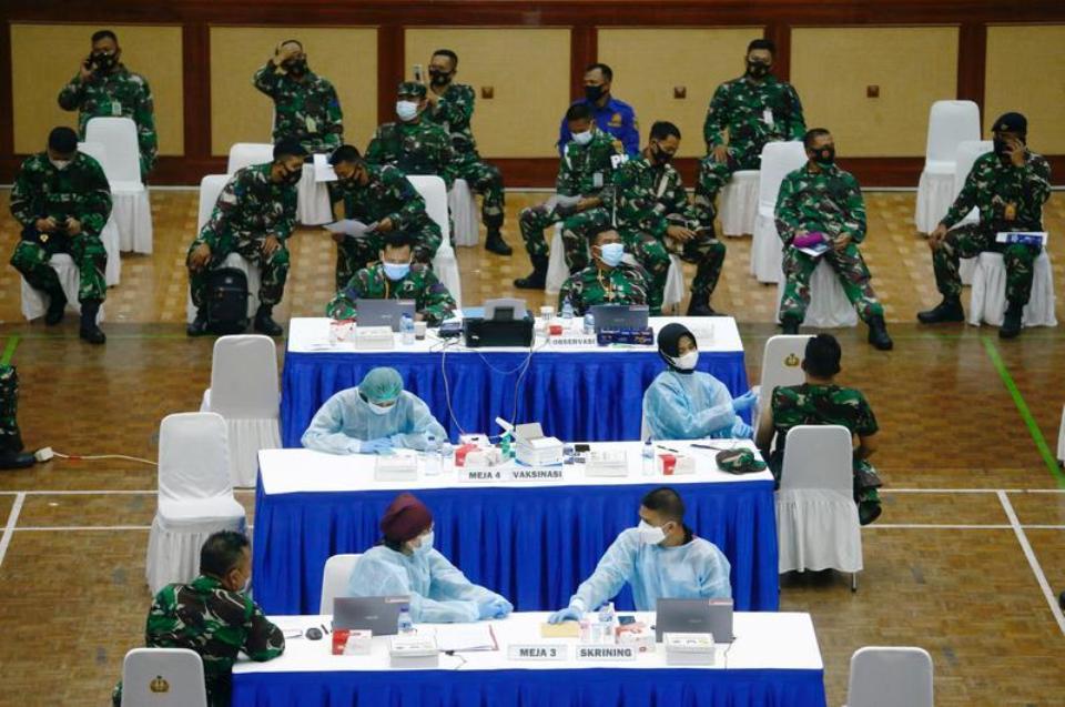 AstraZeneca counters Indonesian Muslim concerns over COVID-19 vaccine
