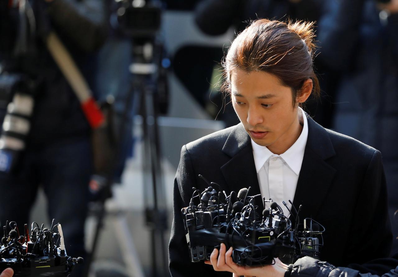 K-pop singer sentenced to six years in jail for rape, sharing secret sex videos