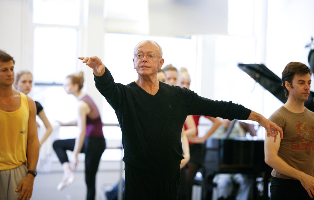 Wilhelm Burmann, master teacher to ballet stars, dies at 80; tested positive for coronavirus