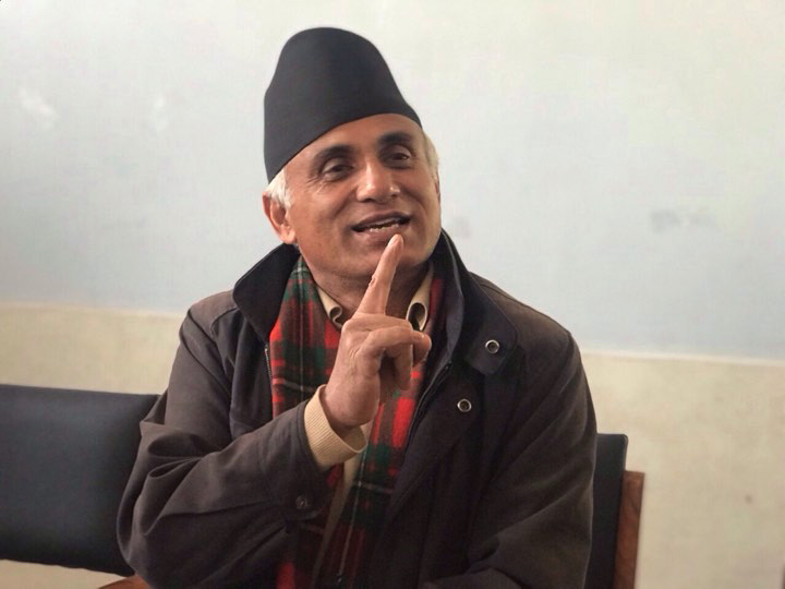 Dr KC to begin hunger strike demanding resignation of CJ Parajuli