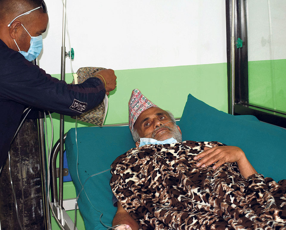 Dr KC says govt is indifferent