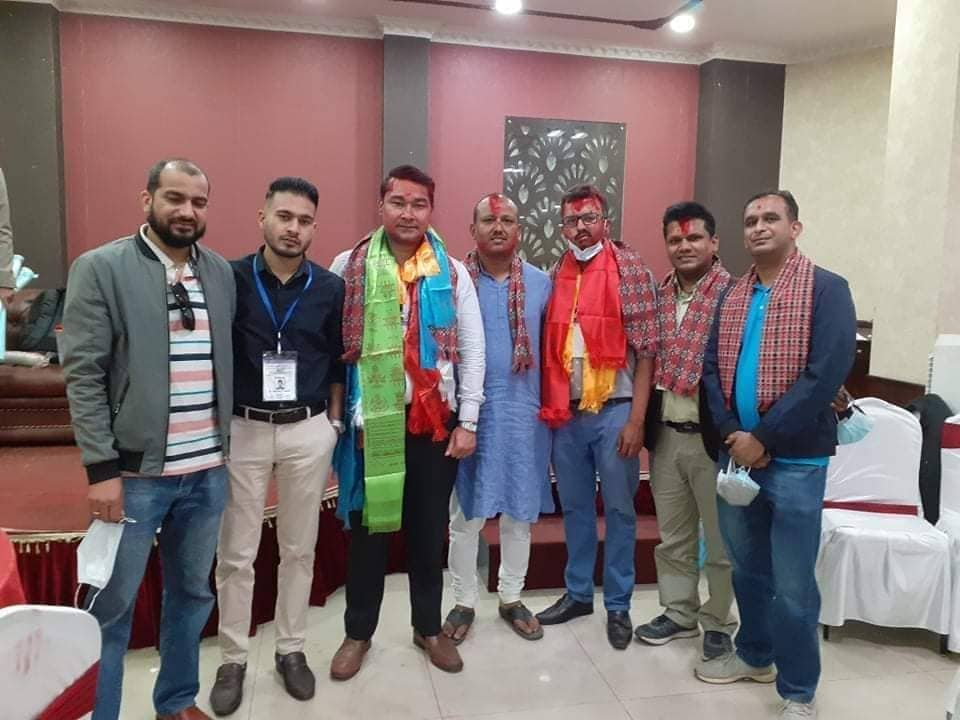 Dr Suvit Maskey elected as chairman of Nepal Dental Association