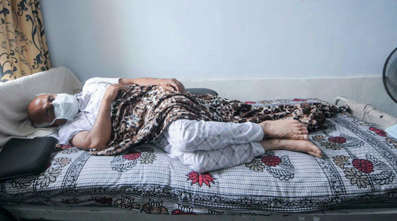 Dr KC's condition worsens on ninth day of strike