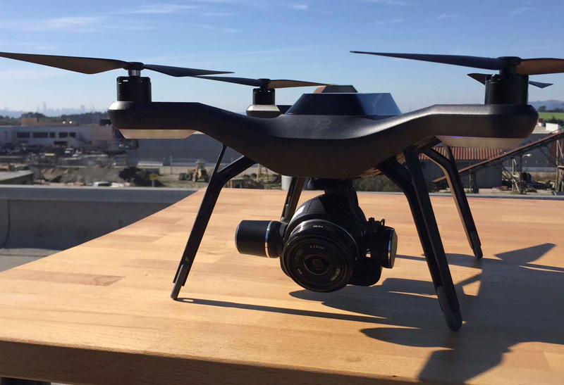 Drones are mapping Indian cities where they're allowed