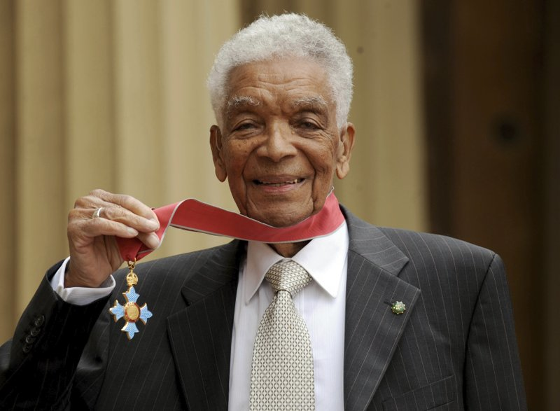 Earl Cameron, pioneering British film actor, dies at 102