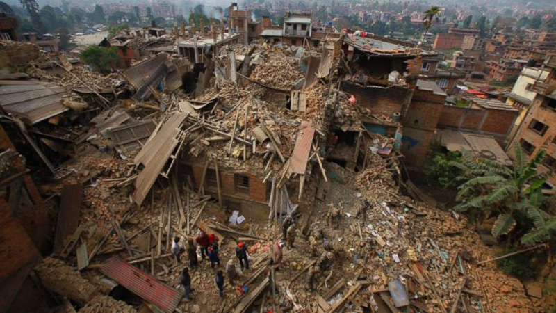 Kathmandu region at risk of larger earthquake, warn scientists