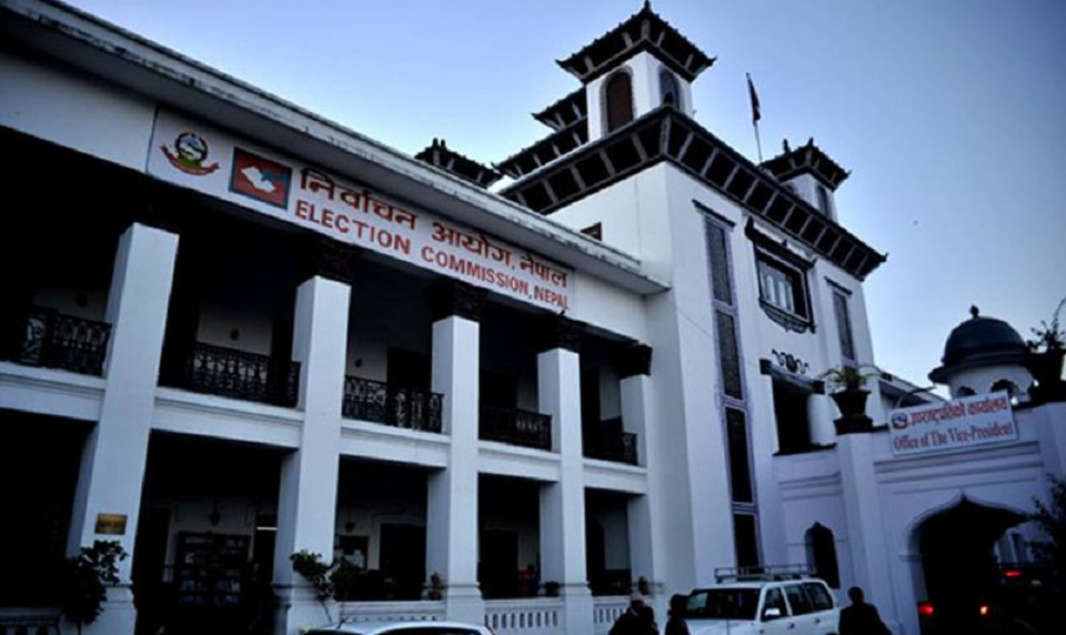 EC snubs call of Dahal-Nepal-led NCP to stop preparations for midterm elections