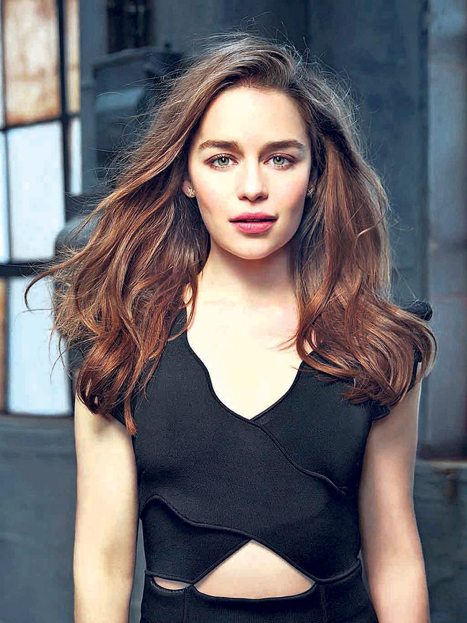 "Emilia Clarke burned by ""Terminator Genisys'"