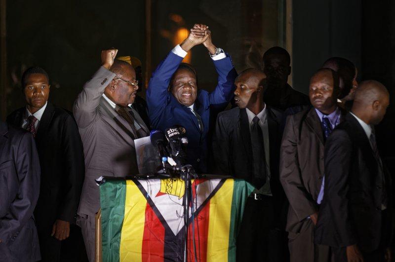 Zimbabwe, facing new leader, wonders 'Where is Mugabe?'