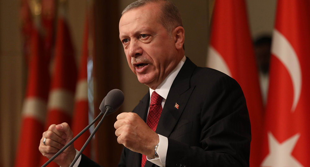 Erdogan warns US could lose partner if doesn't change attitude toward Turkey
