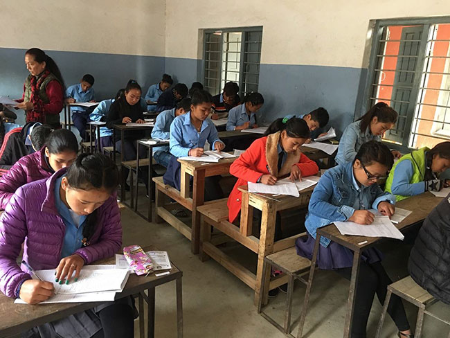 SEE exams to be held as scheduled from Thursday