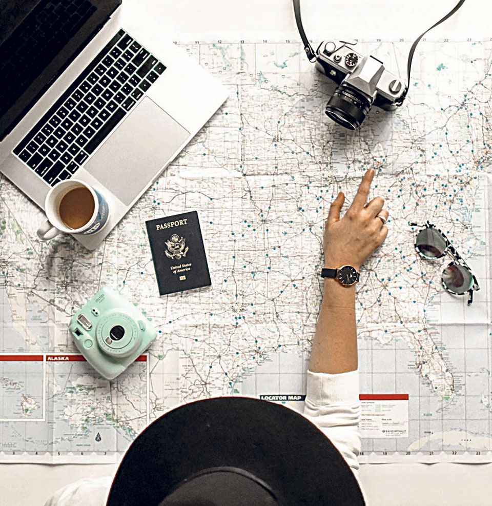 Travelling Careers From Here to There