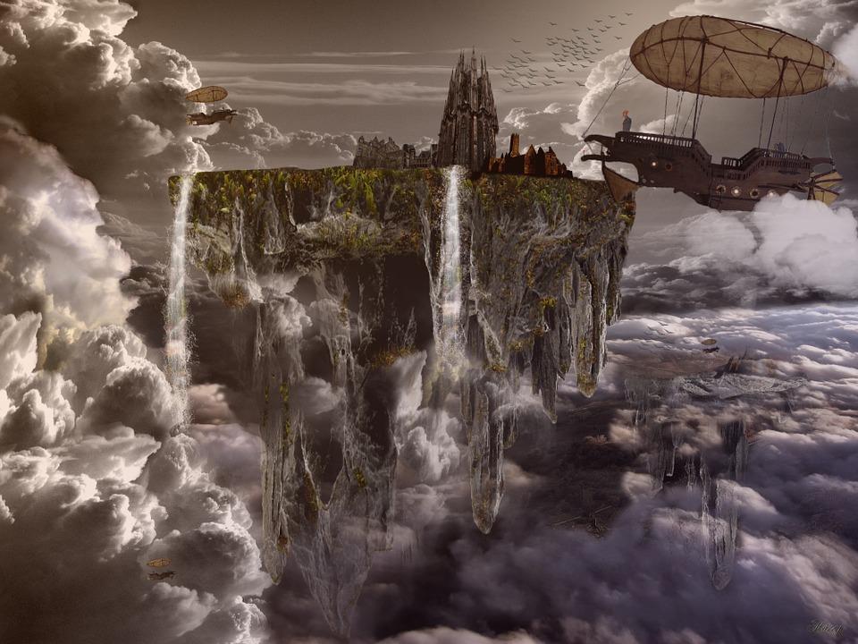 Flood of your imagination (Poem)
