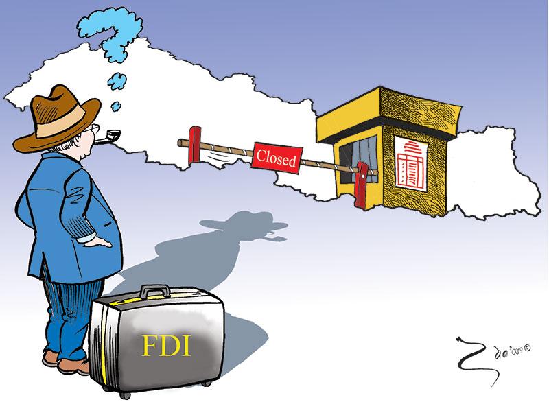 Why FDI?