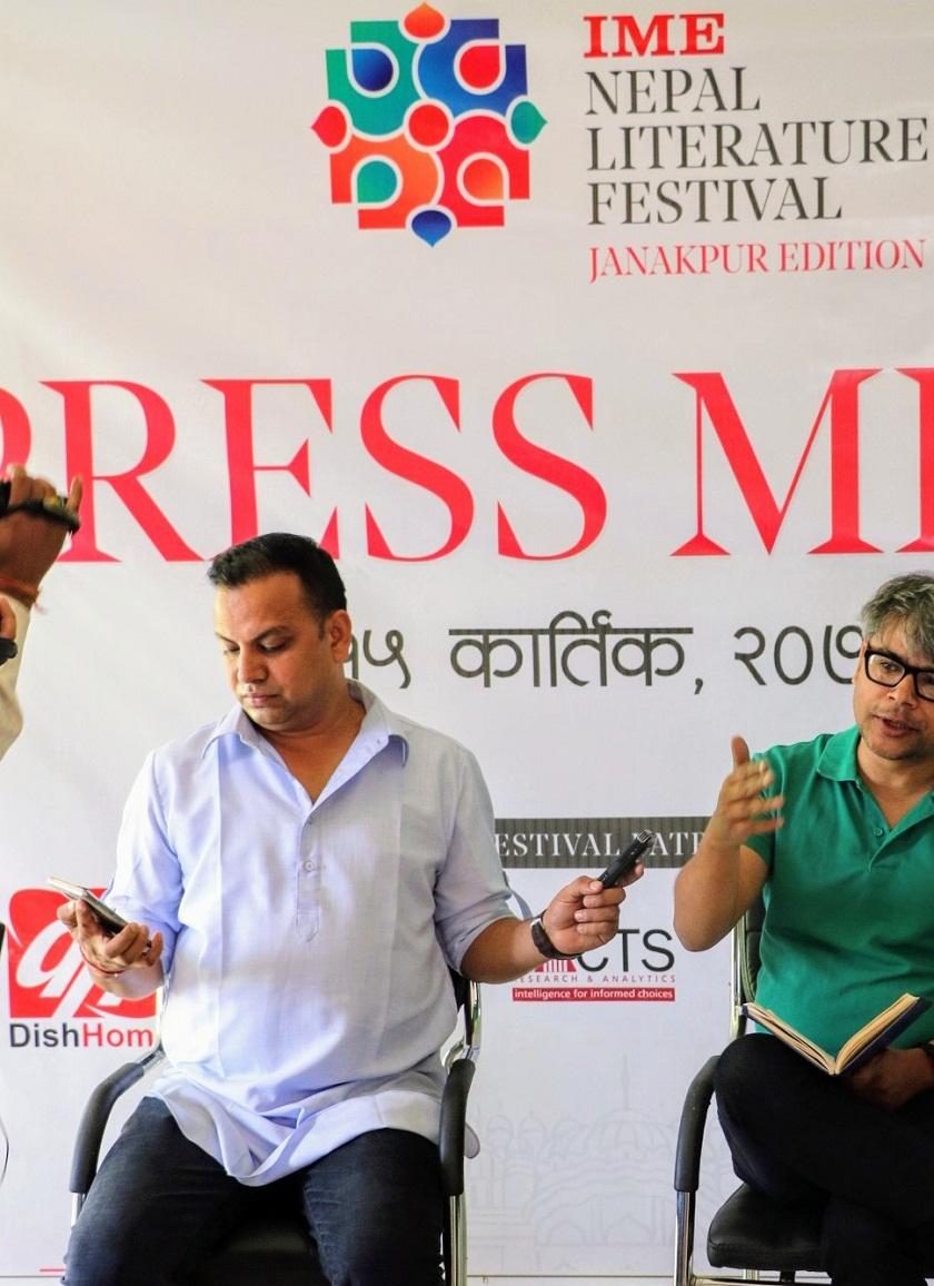 All set for IME Nepal Literature Festival Janakpur Edition