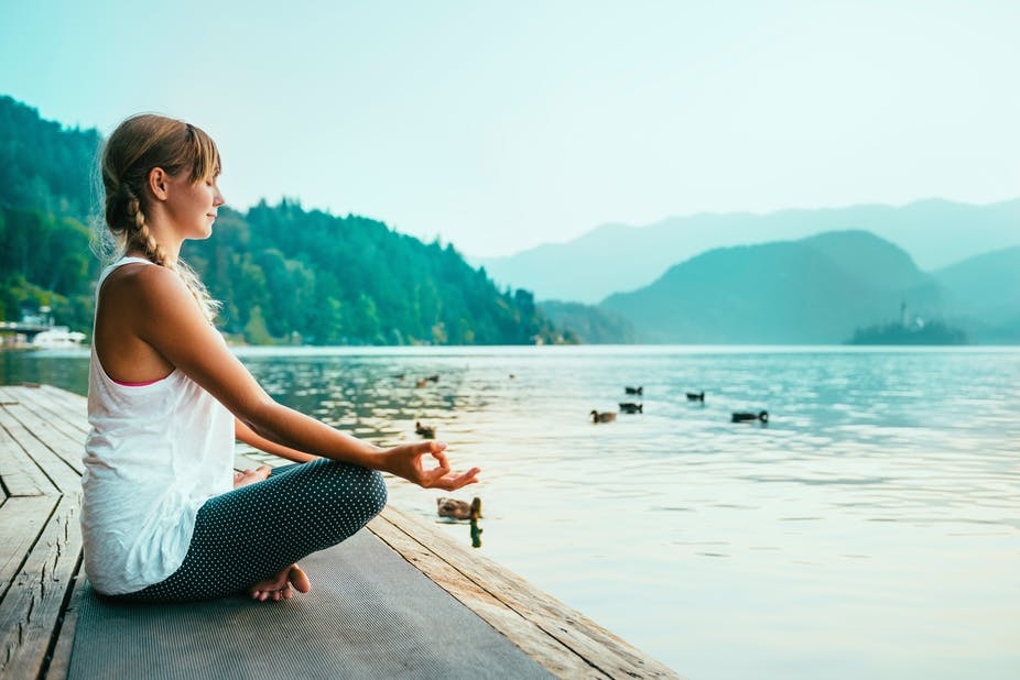 Seven ways meditation can make you a nicer person