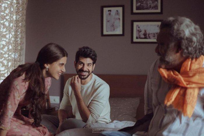 'Thappad' not a male-bashing film: Pavail Gulati