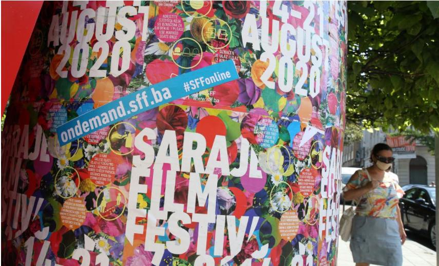 Virus spike pushes Sarajevo Film Festival online