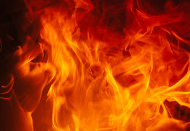 Property worth Rs 500,000 destroyed as fire guts two houses