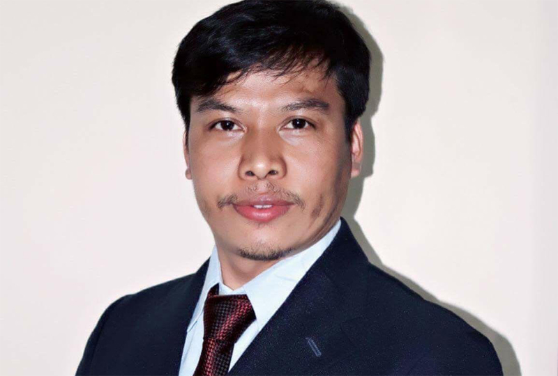 Ghale elected chair of Nepali Journalists Association in Japan