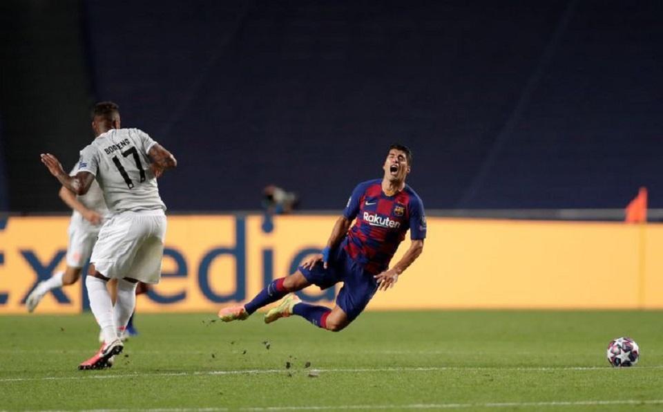 Brilliant Bayern humiliate hapless Barca with 8-2 crushing