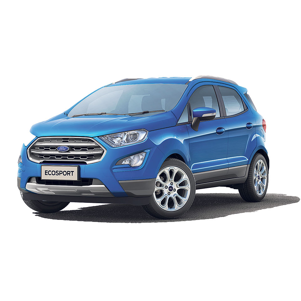 Ford introduces all new ecosport