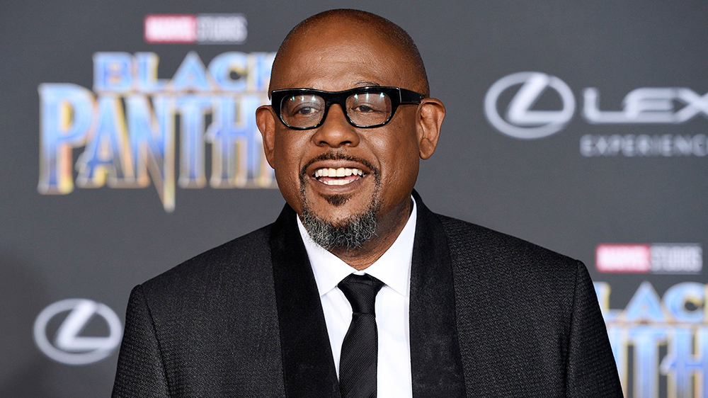 Forest Whitaker teaming up with Netflix for 'Hello, Universe'