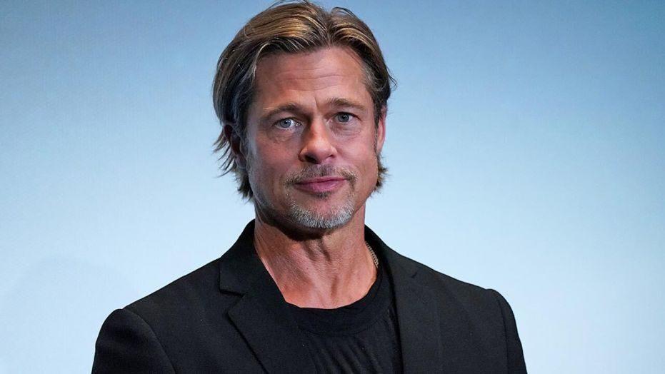 Brad Pitt says he is not on dating app