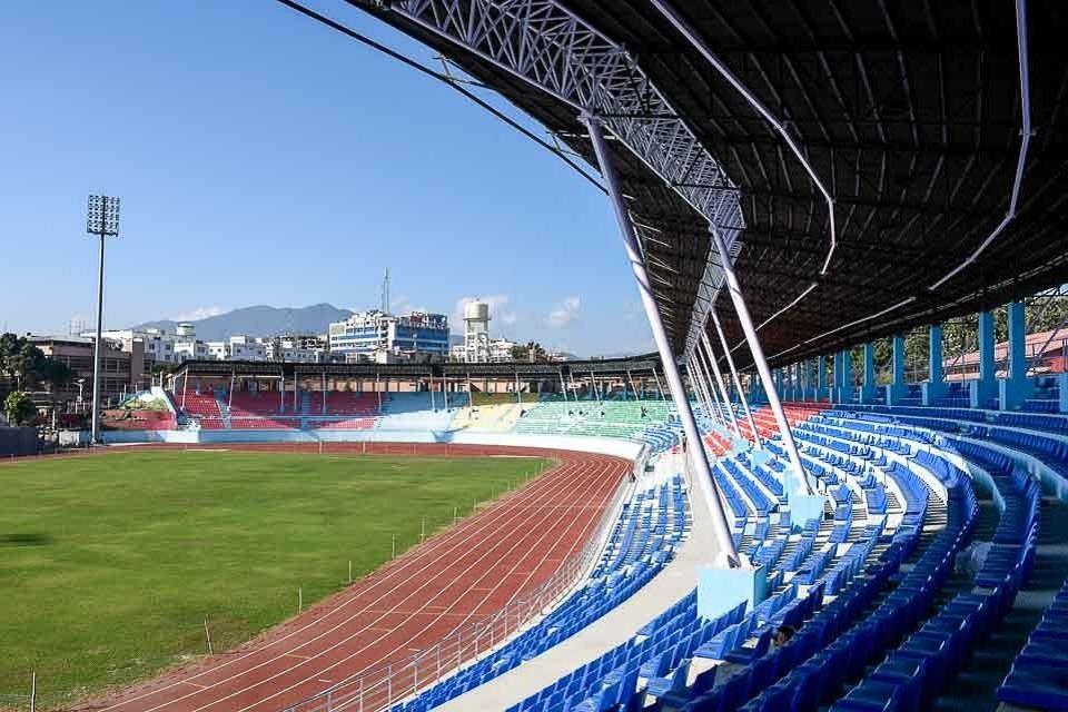 TAC playing Kyrgyzstan, free entry at Dasharath stadium