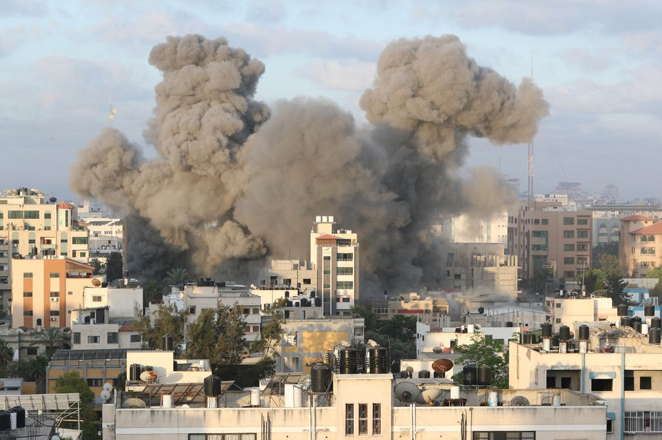 Israel-Gaza violence shows few signs of slowing as global diplomacy ramps up