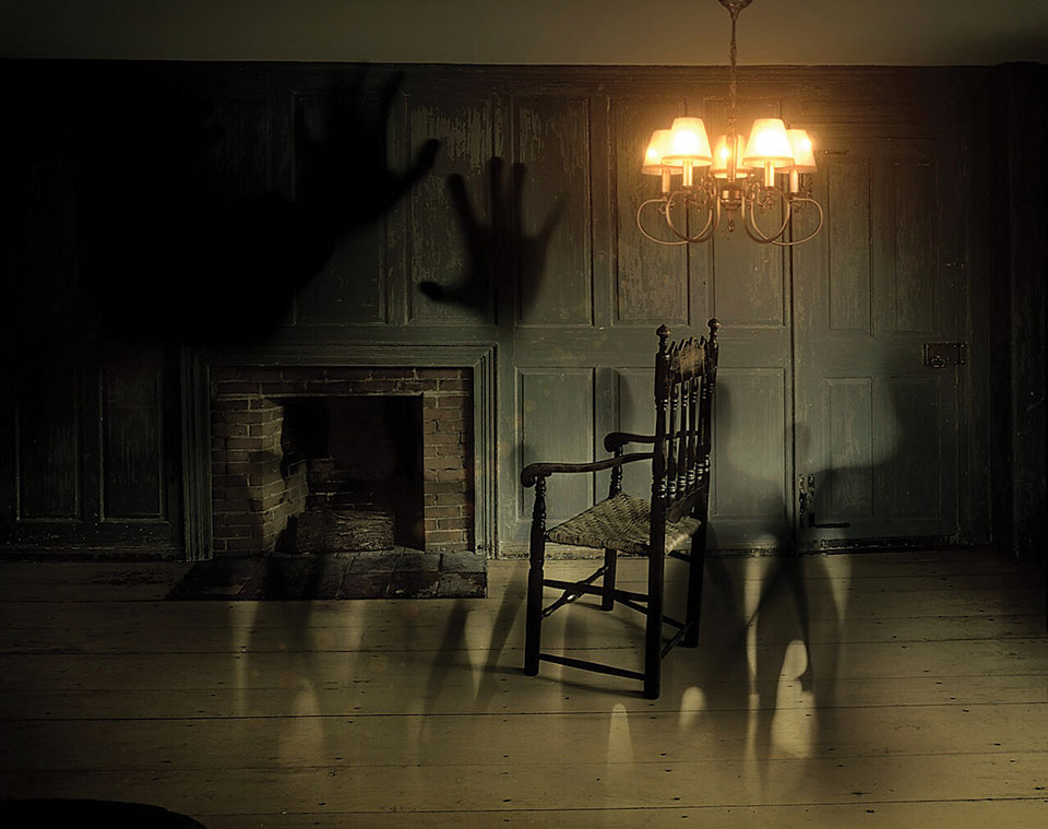 Why we shouldn't tell children ghost stories