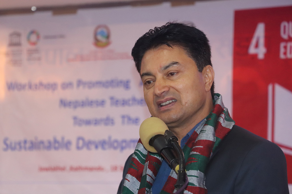Social Security Fund aims to make Nepalis happy: Minister Bista