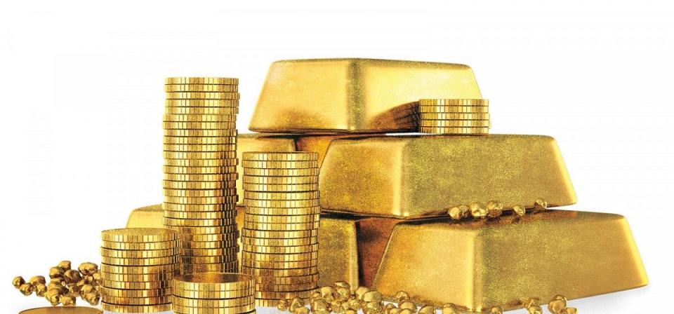Gold price up by Rs 1,100 per tola
