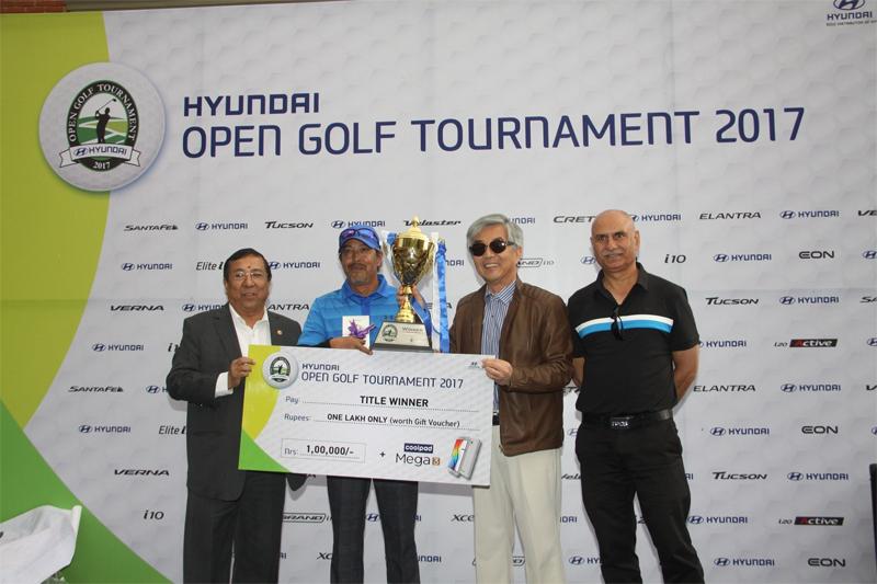 Shah wins Trophy