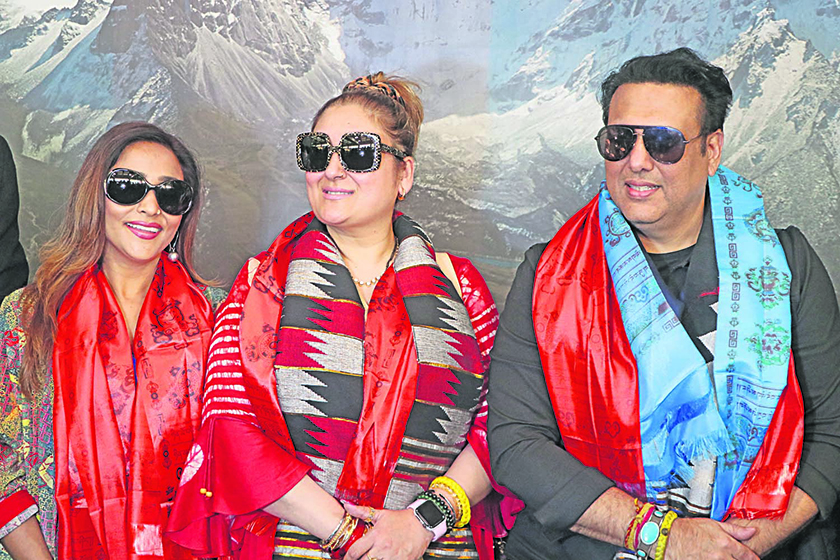 I would love to be featured in Nepali movie: Govinda