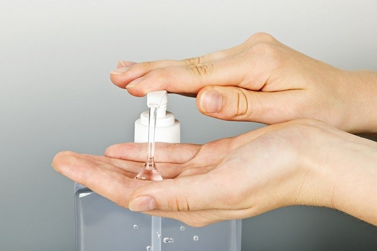 Sale and distribution of products of six hand sanitizer companies banned