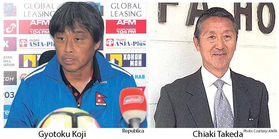 ANFA extends Koji's contract as Head Coach