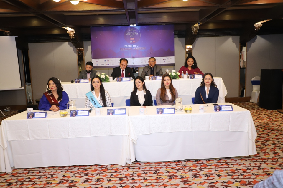 Nepal's journey to Miss Universe 2020 halts