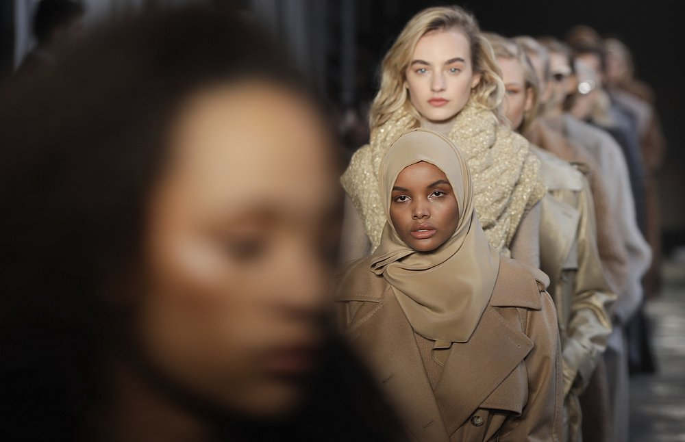 Hijab-wearing Somali-US model takes step back from industry