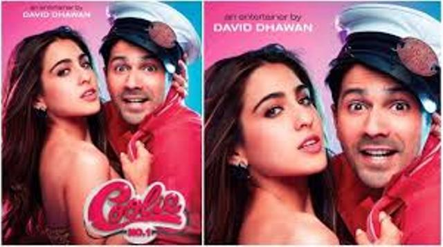 'Coolie No. 1' fire incident: Makers of Varun Dhawan and Sara Ali Khan starrer suffered loss of Rs 2.5 crore?