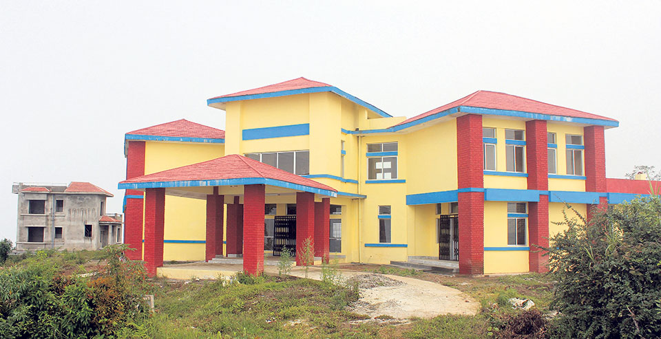 Ilam's polytechnic institute comes into operation
