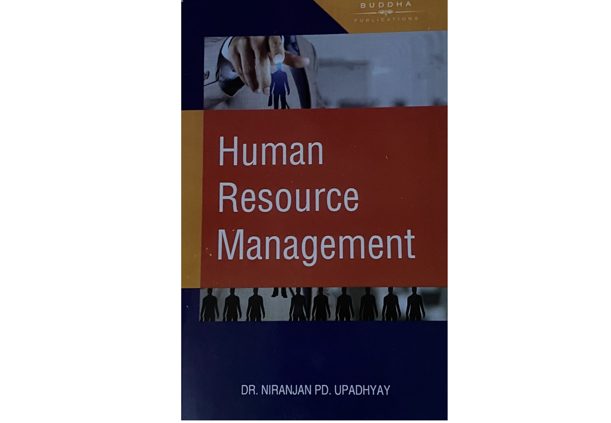 A must-read book for human resource management junkies
