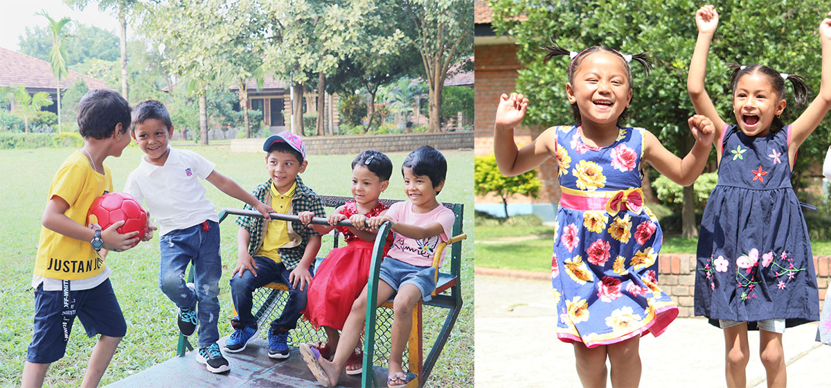 SOS Nepal adopting 500 children whose parents died of COVID-19