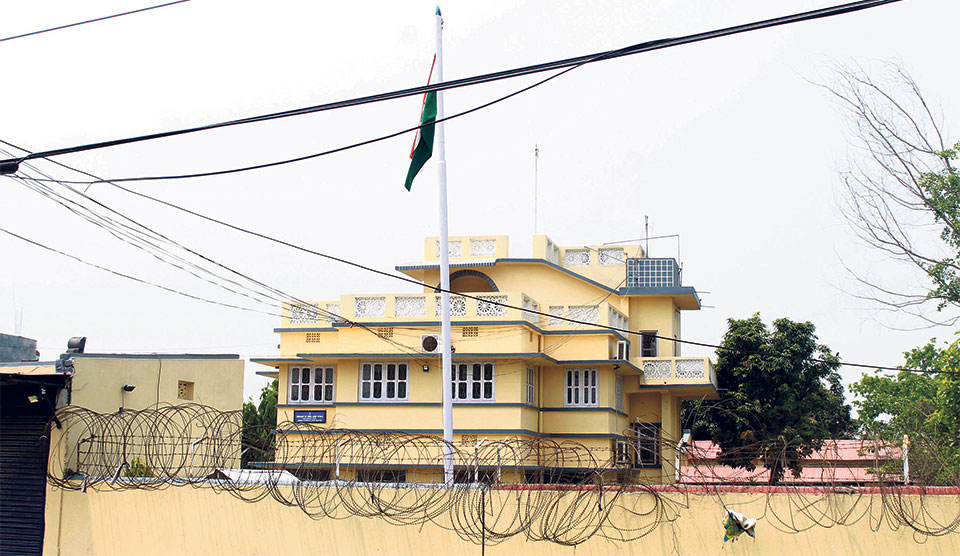 India to wind up 'unauthorized' camp office in Biratnagar